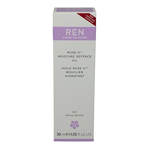 Ren Rose O12 Moisture Defence Serum, 1.02 Fluid Ounce