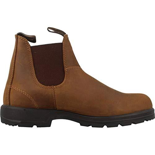 sports shoes 62525 d2b2a El Blundstone Hombre Botas Marrón Hombre Horse C Blundstone Modelo Marrón  Marca Boot Para Side Color aT58xqzT