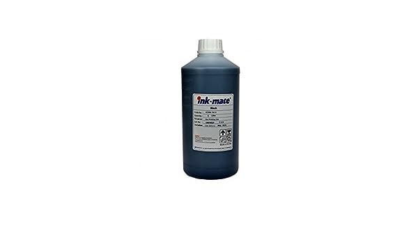 Tinta Eco Solvente de 1 Litro Negra para Plotter MUTOH Valuejet 1324: Amazon.es: Electrónica