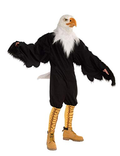 Forum Novelties American Eagle Mascot Costume & Latex Mask Adult One Size Fits Most]()