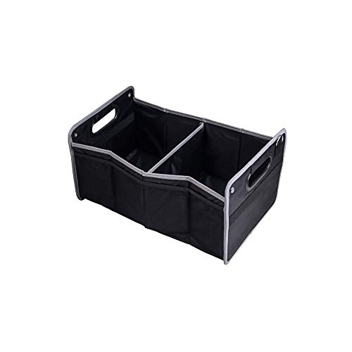 0 ℃ Outdoor Car Trunk Organizer, Heavy Duty Collapsible Foldable Trunk...