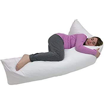 Amazon Com Oversized Body Pillow Pregnancy Maternity