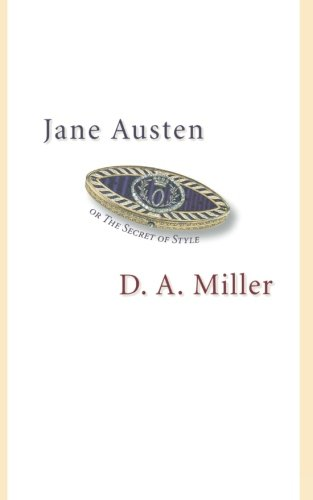 Jane Austen, or The Secret of - Miller Style