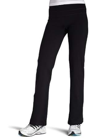 Calvin Klein Performance Women's Classic Long Pant,Black,X-Small