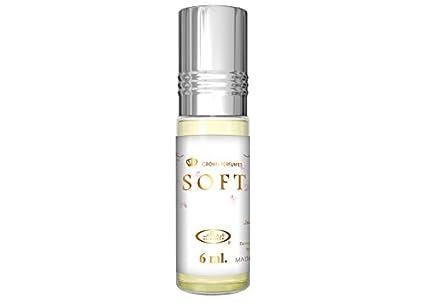 Al Rehab Corona Roll on Attar Aceite De Perfume: Suave 6ml