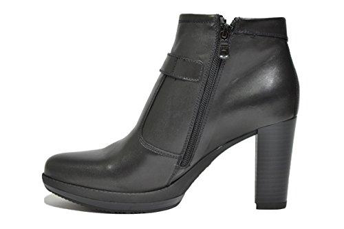 Nero Giardini Polacchini scarpe donna nero 6403 A616403D