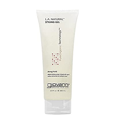 Giovanni L.A. Natural Styling Gel, 6.8 oz