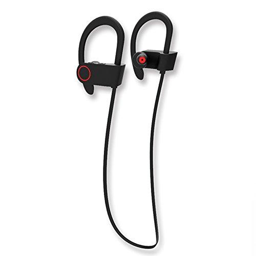 QiHorr(TM) Headphones IPX7 Waterproof Fone De Ouvido Auriculares Sport Wireless Bluetooth Earphones Noise