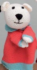 Kit Crochet Marionnette Mary - Rico Design