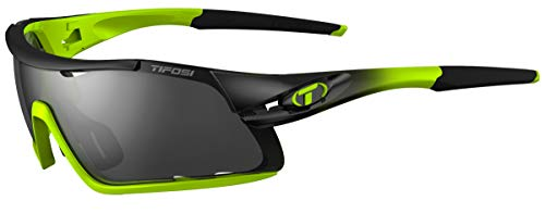 Tifosi Optics Davos Cycling Sunglasses w/3-Lens Interchange Kit, Race ()