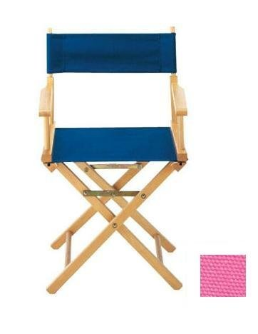 Director Chair Cover Kit Color: Pink -