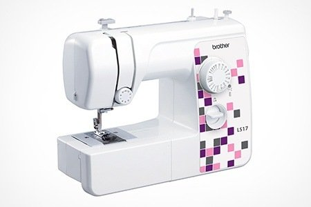 Brother Ls40 Sewing Machine Amazoncouk Kitchen Home Extraordinary Brother Ls17 Sewing Machine Reviews