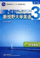 Download New Horizon College English 3: I heard that tutorial (with CD) pdf epub