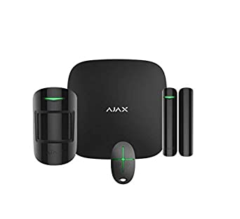 Ajax AJHUBKN HUB KIT - Kit antirrobo Radio - GSM + Ethernet ...