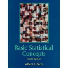 Basic Statistical Concepts 4th (forth) edition