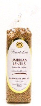 Bartolini Umbrian Lentils, 17.6 Ounce by Bartolini