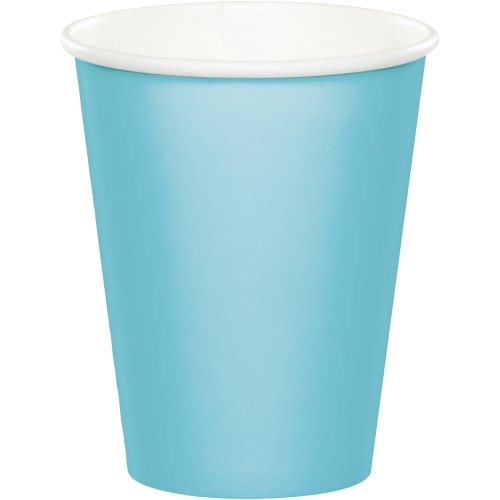 240-Count-Touch-of-Color-HotCold-Paper-Cups-Pastel-Blue