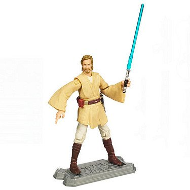 Star Wars: Saga Legends 2010 Obi-Wan Kenobi (SL12) Action Figure