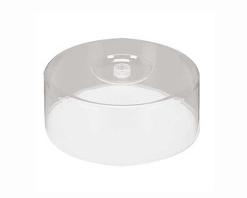 Paderno World Cuisine 11-7/8-Inch Dome Cover for Stainless Steel Revolving Cake Stand