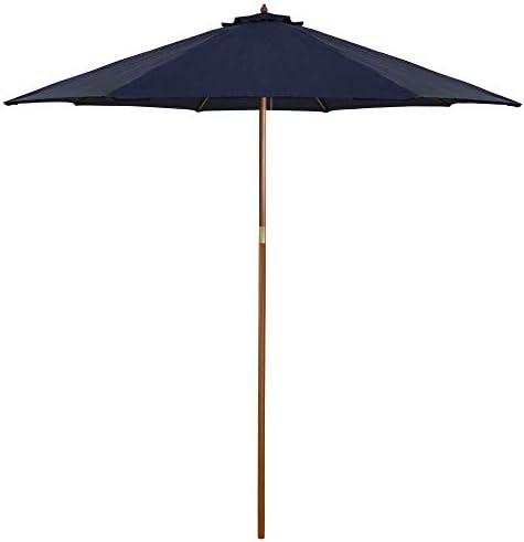 Northlight 9ft Outdoor Patio Market Umbrella