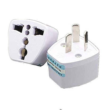 Amazon.com: Laliva Plugs – Adaptador de corriente universal ...