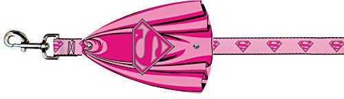 Buckle-Down DLC-WSM006 Dog Leash Cape, Regular, Pink