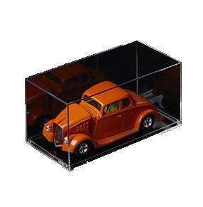 Pioneer Plastics Clear Acrylic Display Case for 1/32 or 1/43 Scale Diecast Model Vehicle