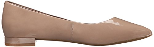 Warm Adelyn W Total Motion Soft c Taupe 7 Rockport 5 Patent Ballet Women's qtP14wxxX