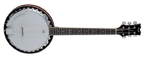 Dean Backwoods Banjo, Six String [Electr - Dean Backwoods 6 String Banjo Shopping Results