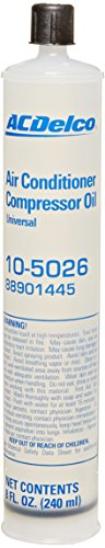 Genuine GM Fluid 88901445 Universal PAG Oil - 8 oz. by General Motors