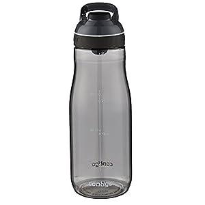 Contigo Auto Seal Cortland Water Bottle, 32-Ounce, Smoke