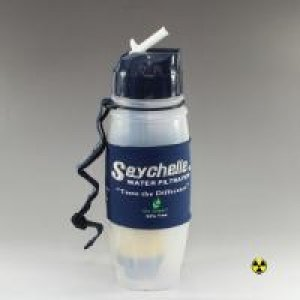 Seychelle 28oz Extreme Water Filter Bottle Removes Radiol...
