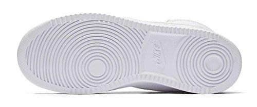 Mujer 010 844906 de Nike White White Zapatillas white Baloncesto wXFxwZBq