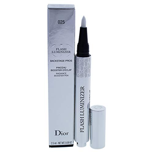 Christian Dior Flash Luminizer Radiance Booster Pen, 025 Vanilla, 0.09 Ounce