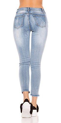 Femme Player Clair Jeans Rose Bleu qEzUFw6w