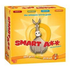 Smart A Game The Ultimate Trivia - Trivia Smart Ass Game