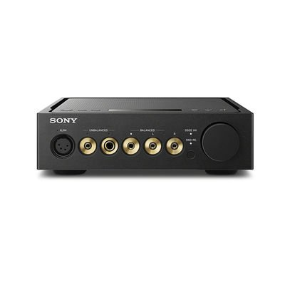 SONY DAC headphone amplifier TA-ZH1ES