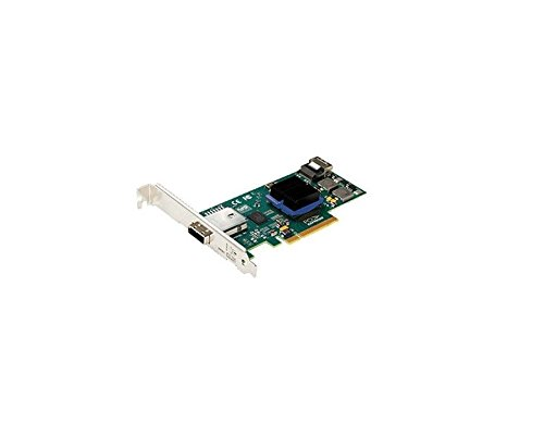 Express SASX8 4CH Int 4CH Ext Sas PCIE8 2.0 To 6GB Sata Lp Rohs by ATTO Technology