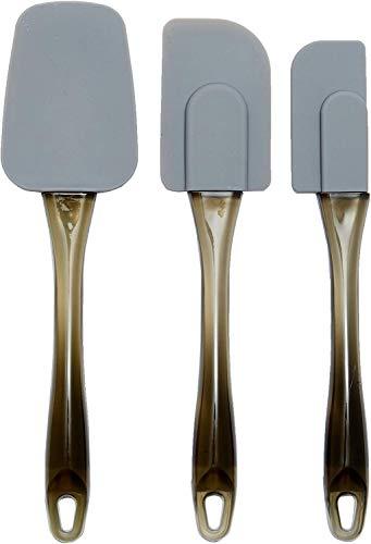 AmazonBasics-Silicone-Spatula-Set-3-Pieces-Grey