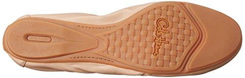 Cole Haan Women's Jenni II Ballet Flat, Maple Sugar Leather, 7 B US
