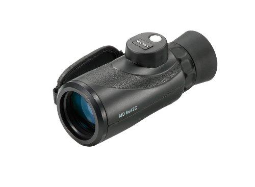 Minox MD 8x42 CWP Monocular with Compass (Black)