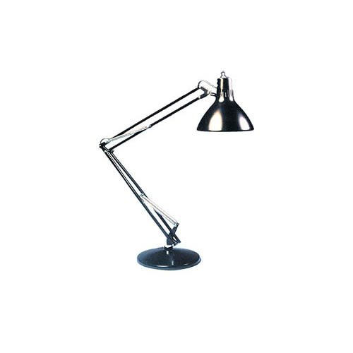 (Luxo LS1EBK LS 23W CFL Task Light, 45