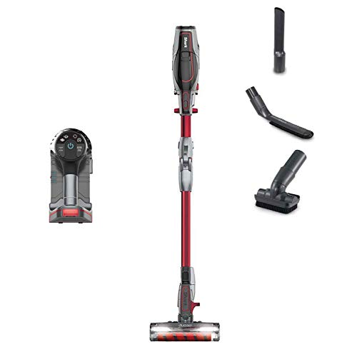 Shark IONFlex DuoClean Cordless Lightweight Vacuum, Red