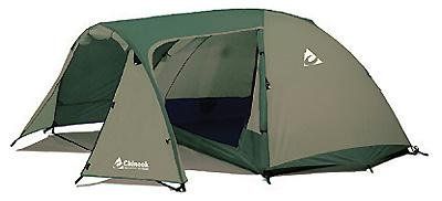 Chinook Whirlwind Aluminum Guide Tent – 5 Person Review