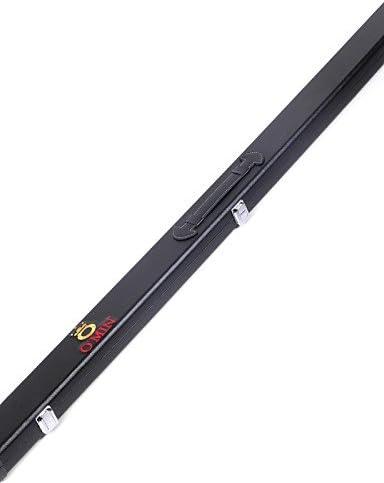 xie 3/4 artesanal billar/billar duro Omin de color negro Funda ...