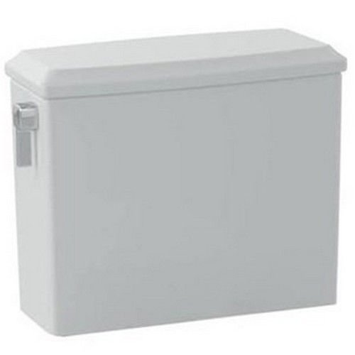 Cotton White TOTO St494M#01 Connelly 1.28 Gpf And 0.9 Gpf Toilet Tank