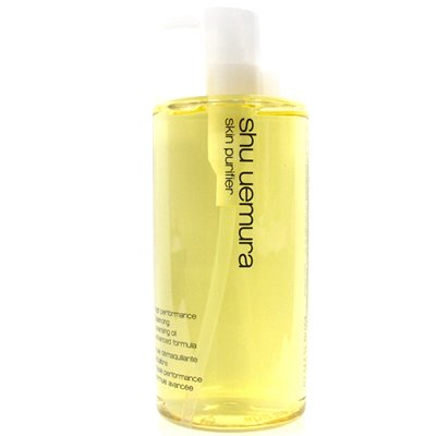 shu uemura skin purifier cleansing oil how to use
