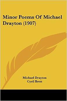 Book Minor Poems of Michael Drayton (1907)