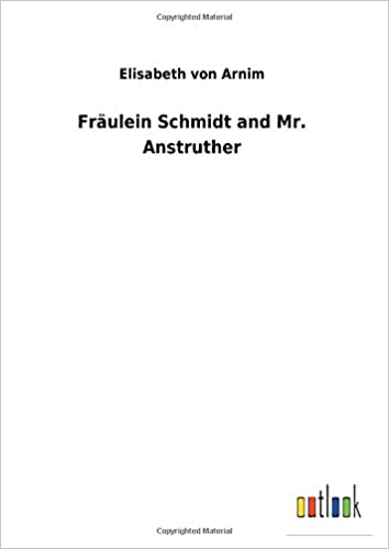 Book Fraulein Schmidt and Mr. Anstruther