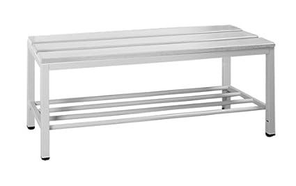 Lüllmann 801170 - Banco para vestuarios con estante para ...